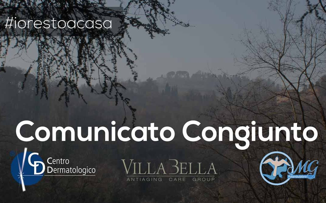 Comunicato Congiunto