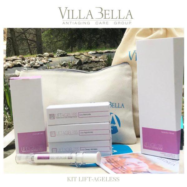 Kit Lift-ageless: trattamento viso effetto filler