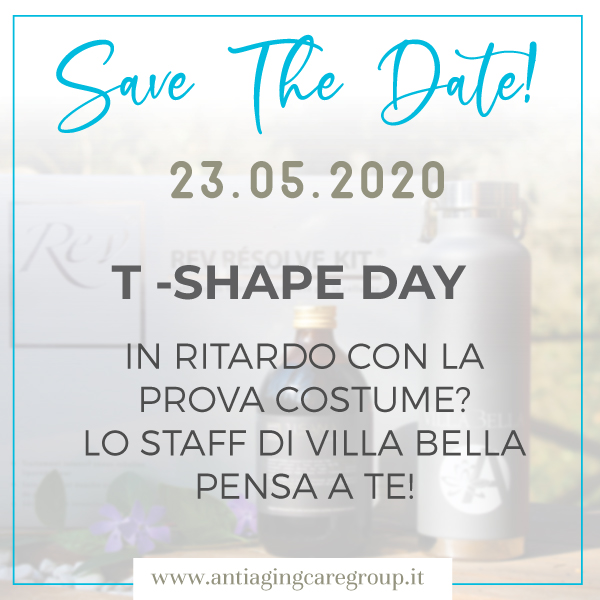 t shape day