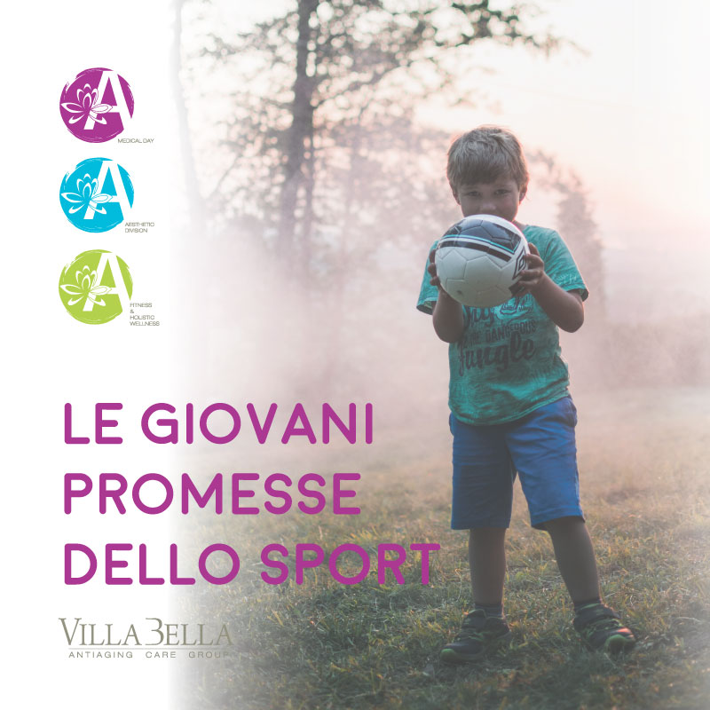 le giovani promesse dello sport