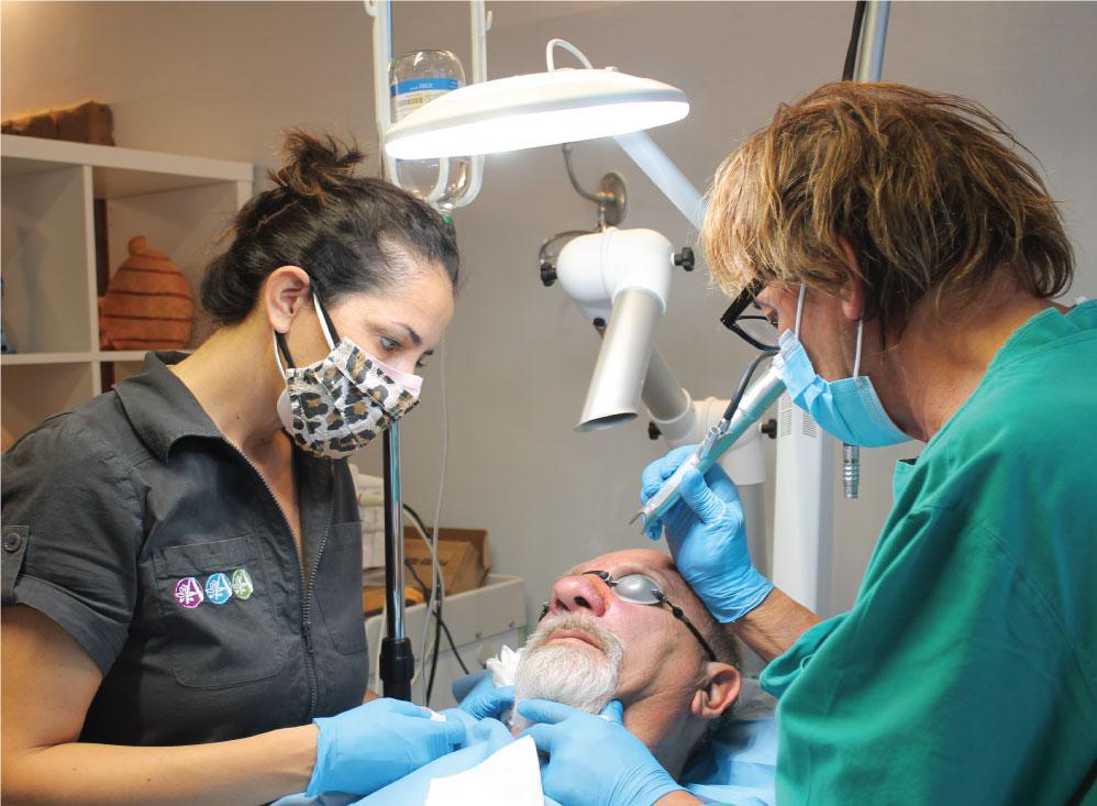 Alta Chirurgia Laser in Dermatologia