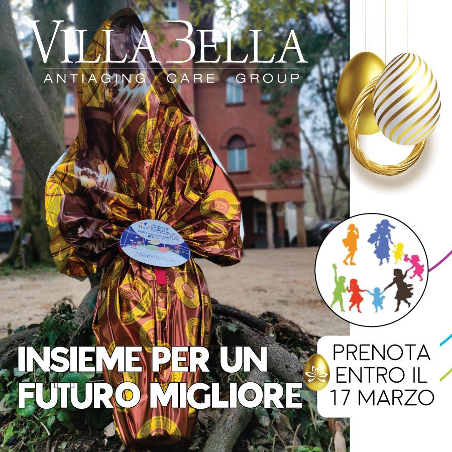 """Villa Bella e ONLUS """"Insieme per un futuro migliore"""""""