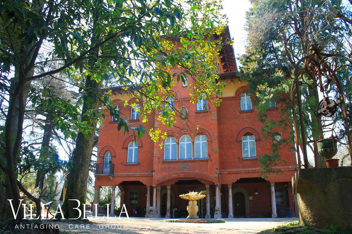 villa bella bologna