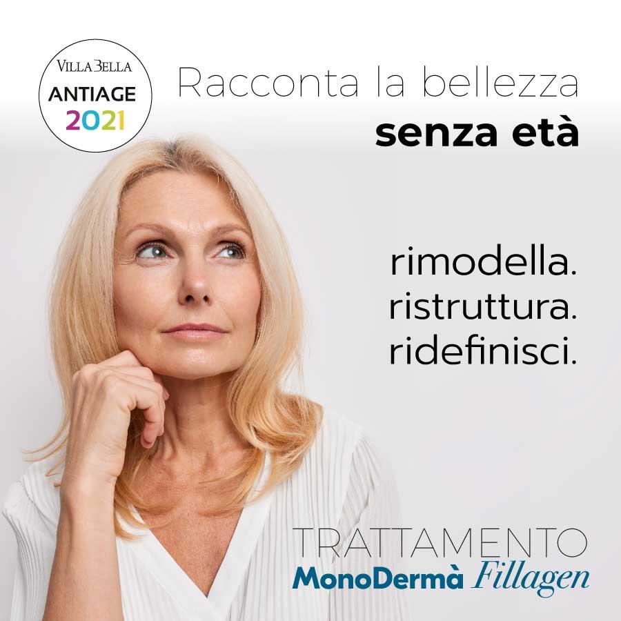 Trattamento ristrutturante MonoDermà  – FILLAGEN