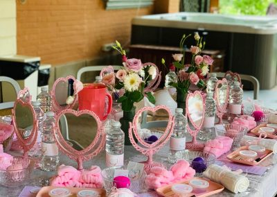 Villa Bella Compleanno Beauty Spa con Giuggilù Party Planner