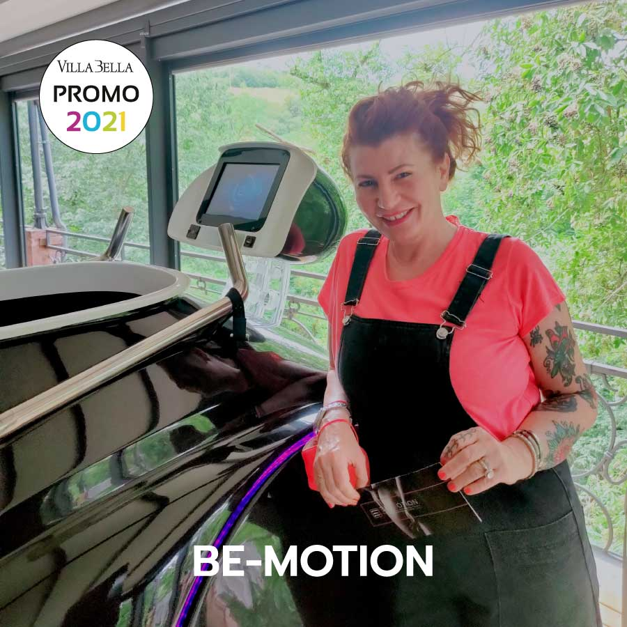 PROMO BE-MOTION