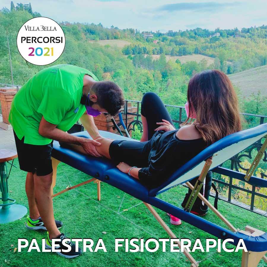 palestra fisioterapica riabilitativa a Bologna